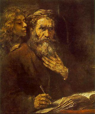 Evangelist Matthew